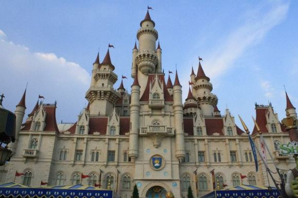 Shrek Palace